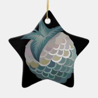 Ornamento De Cerâmica Baga do atum da comida do pulso aleatório