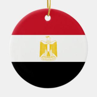 Ornamento De Cerâmica Baixo custo! Bandeira de Egipto