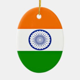 Ornamento De Cerâmica Baixo custo! Bandeira de India