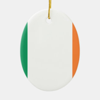 Ornamento De Cerâmica Baixo custo! Bandeira de Ireland