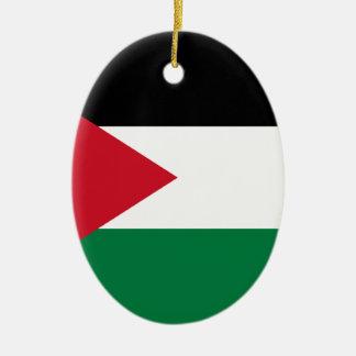 Ornamento De Cerâmica Baixo custo! Bandeira de Jordão