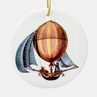 Ornamento De Cerâmica Balão de ar de /Hot da navigação