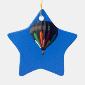 Ornamento De Cerâmica Balão de ar quente 1