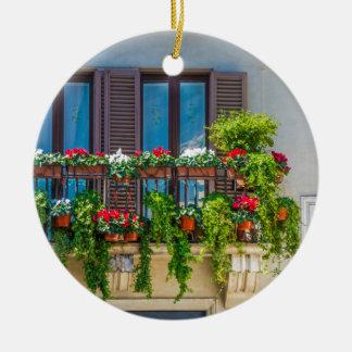 Ornamento De Cerâmica balcuny no navona da praça