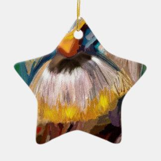 Ornamento De Cerâmica Balé - Dega