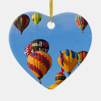 Ornamento De Cerâmica Balões 6788 que ascensão