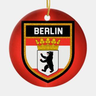 Ornamento De Cerâmica Bandeira de Berlim