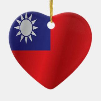 Ornamento De Cerâmica Bandeira de Formosa