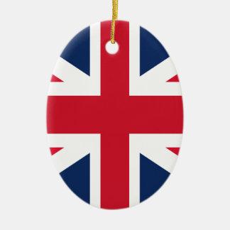 Ornamento De Cerâmica Bandeira de Inglaterra