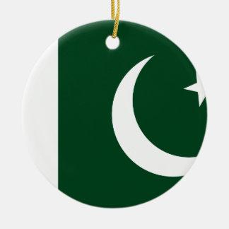 Ornamento De Cerâmica Bandeira de Paquistão