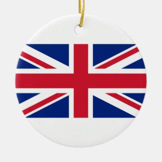 Ornamento De Cerâmica Bandeira nacional do Reino Unido Reino Unido,