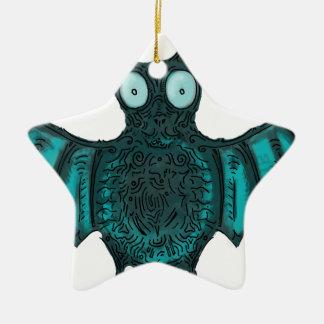 Ornamento De Cerâmica Bastão do Dia das Bruxas