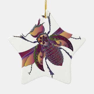 Ornamento De Cerâmica beatle