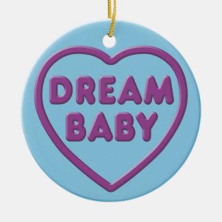 Ornamento De Cerâmica Bebê ideal