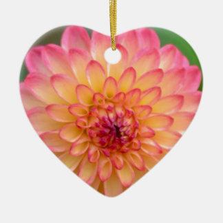 Ornamento De Cerâmica Beleza de cora