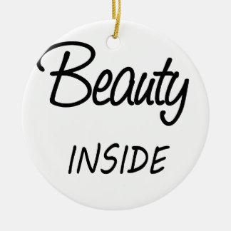 Ornamento De Cerâmica beleza para dentro