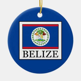 Ornamento De Cerâmica Belize