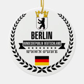 Ornamento De Cerâmica Berlim