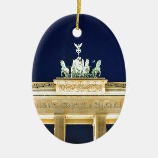 Ornamento De Cerâmica Berlim, Alemanha