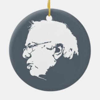 Ornamento De Cerâmica Bernie austero