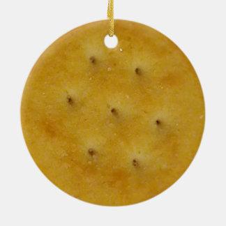 Ornamento De Cerâmica Biscoito do petisco