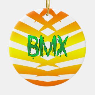 Ornamento De Cerâmica Bmx