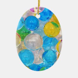 Ornamento De Cerâmica bolas da água