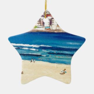 Ornamento De Cerâmica Bondi Views'17