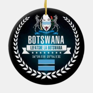 Ornamento De Cerâmica Botswana