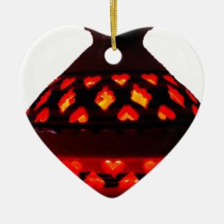 Ornamento De Cerâmica bougeoirs-tajine
