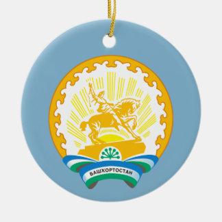 Ornamento De Cerâmica Brasão de Bashkortostan