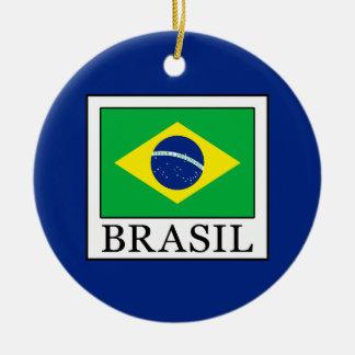 Ornamento De Cerâmica Brasil