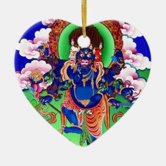 Ornamento De Cerâmica Budismo tibetano Thangka budista Ucchusma