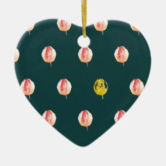 Ornamento De Cerâmica Bulbos da tulipa