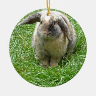 Ornamento De Cerâmica Bumble o coelho