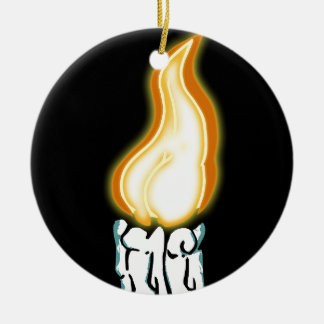 Ornamento De Cerâmica Bumbum quente
