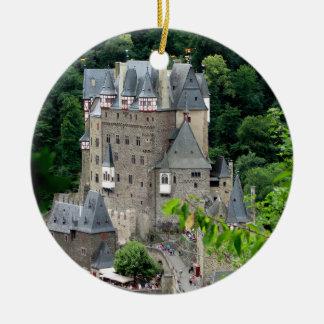 Ornamento De Cerâmica Burg Eltz, Alemanha
