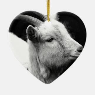 Ornamento De Cerâmica cabra