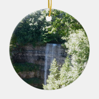 Ornamento De Cerâmica Cachoeira bonita