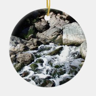 Ornamento De Cerâmica Cachoeira de Penasquitos