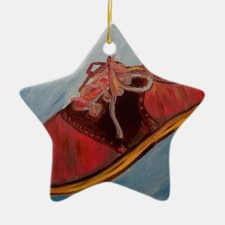 Ornamento De Cerâmica Calçados de sela