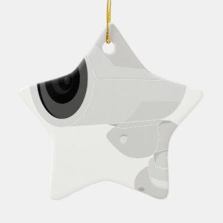 Ornamento De Cerâmica Câmara de segurança