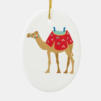 Ornamento De Cerâmica Camelo egípcio