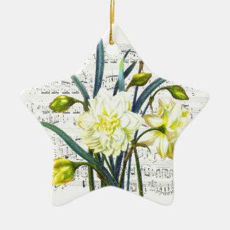 Ornamento De Cerâmica Canção da primavera