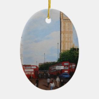 Ornamento De Cerâmica Canto de Londres