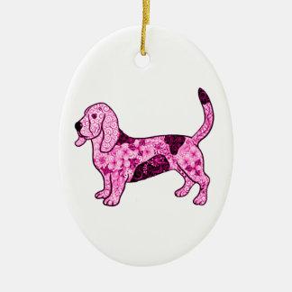 Ornamento De Cerâmica Cão de cão
