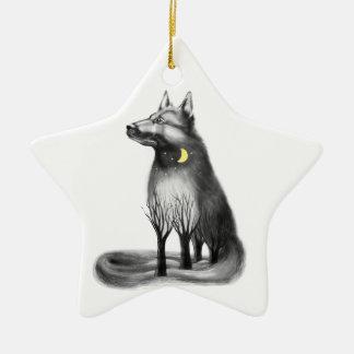 Ornamento De Cerâmica Cão - mascote, gráficos