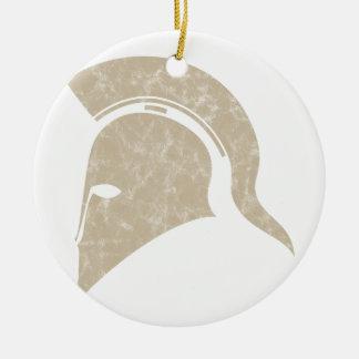 Ornamento De Cerâmica capacete
