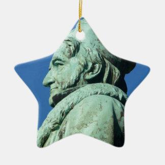 Ornamento De Cerâmica Carl Friedrich Gauß (gauss) 1,2, Bransvique