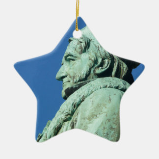 Ornamento De Cerâmica Carl Friedrich Gauß (gauss), Bransvique